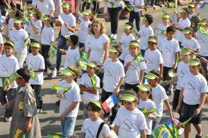 desfile independência